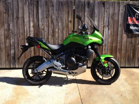2009 Kawasaki Versys™ in Athens, Ohio