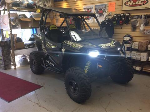 2017 Polaris RZR S 900 EPS in Hancock, Wisconsin