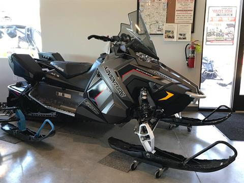 2019 Polaris 600 Switchback Adventure in Hancock, Wisconsin