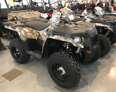 2019 Polaris Sportsman 570 EPS Camo in Hancock, Wisconsin