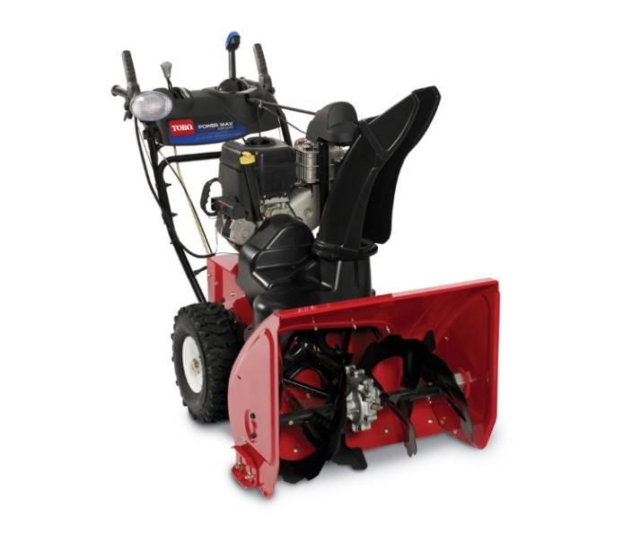 2012  Power Max 826 OE 1