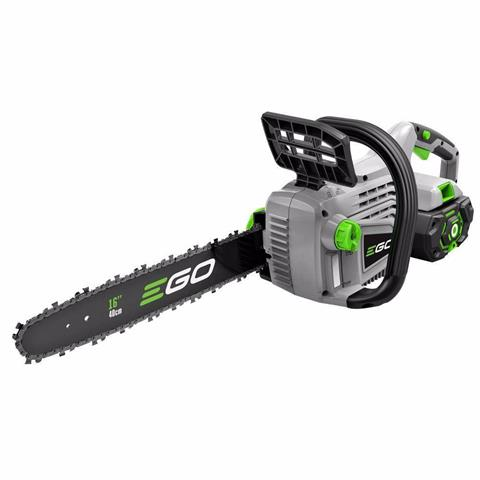 "2017 EGO POWER+ 16"" Chain Saw Kit (5.0Ah battery, 210W charger)  in Hancock, Wisconsin"