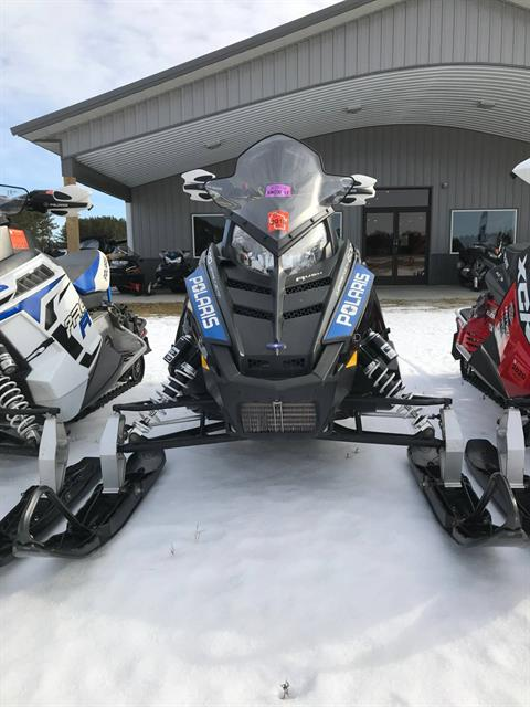 2013 Polaris 600 Rush PRO-R ES in Hancock, Wisconsin - Photo 3