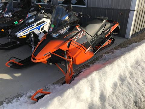 2014 Arctic Cat ZR® 8000 Sno Pro® Limited ES in Hancock, Wisconsin