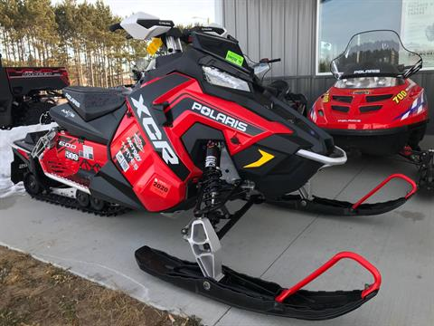 2017 Polaris 600 RUSH XCR in Hancock, Wisconsin