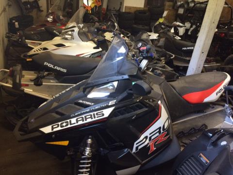 2013 Polaris 800 Switchback® PRO-R ES in Hancock, Wisconsin