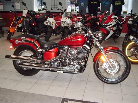 2008 Yamaha V Star® Custom in New Haven, Connecticut