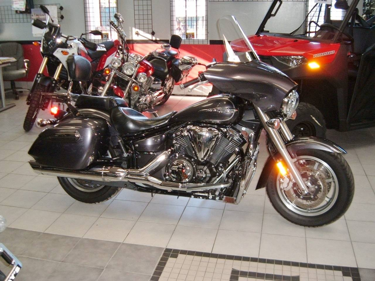 2014 Yamaha V Star 1300 Deluxe in New Haven, Connecticut