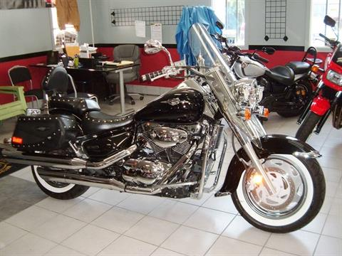 2005 Suzuki Boulevard C90T in New Haven, Connecticut