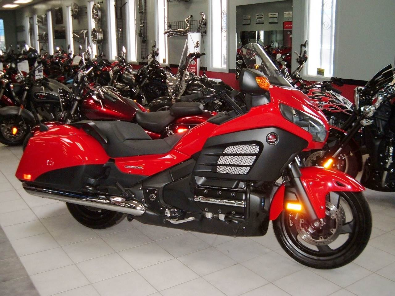 2013 Honda Gold Wing® F6B in New Haven, Connecticut