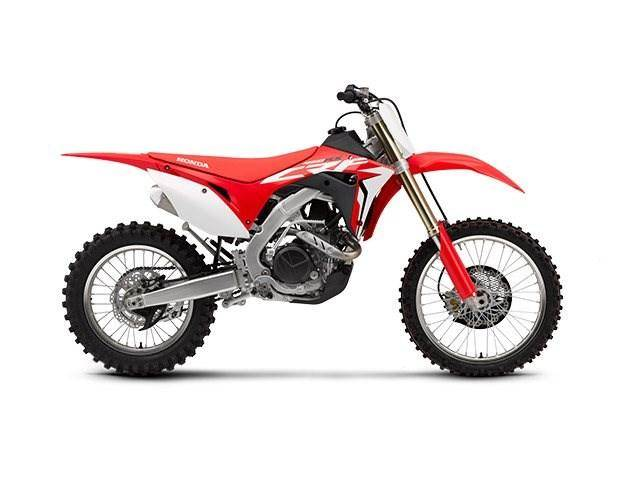 2017 Honda CRF450RX in New Haven, Connecticut