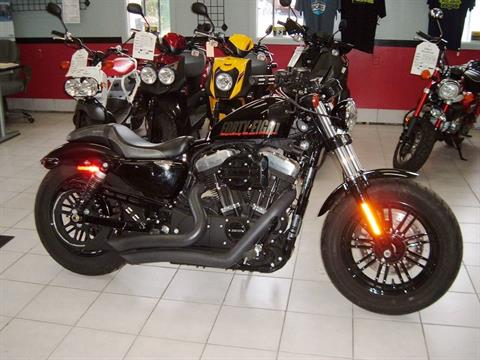2016 Harley-Davidson Forty-Eight® in New Haven, Connecticut
