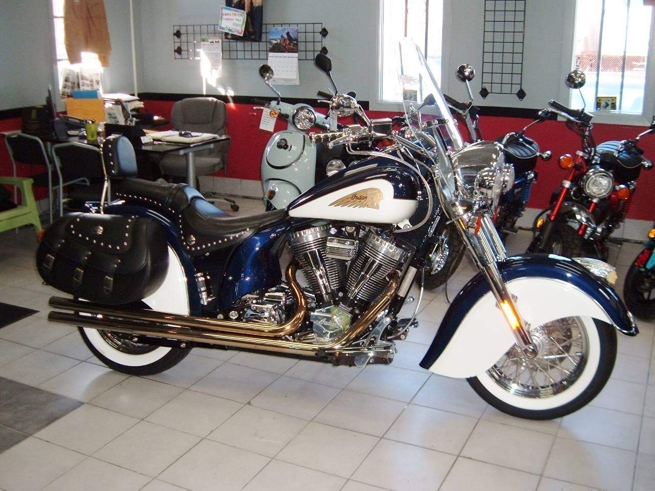 2003 Indian Chief Roadmaster in New Haven, Connecticut