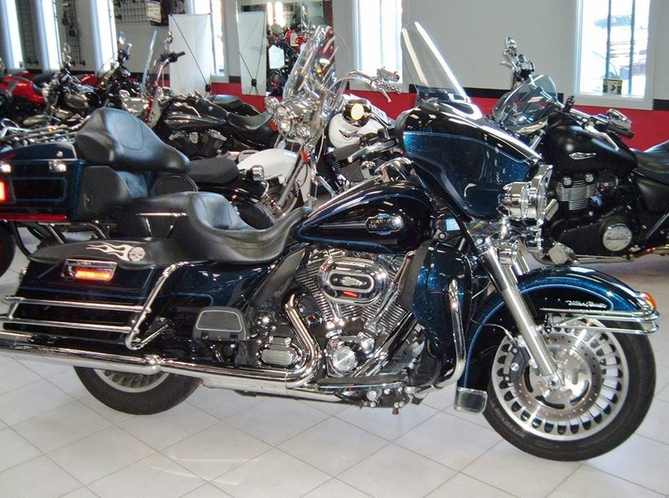 2013 Harley-Davidson Ultra Classic® Electra Glide® in New Haven, Connecticut