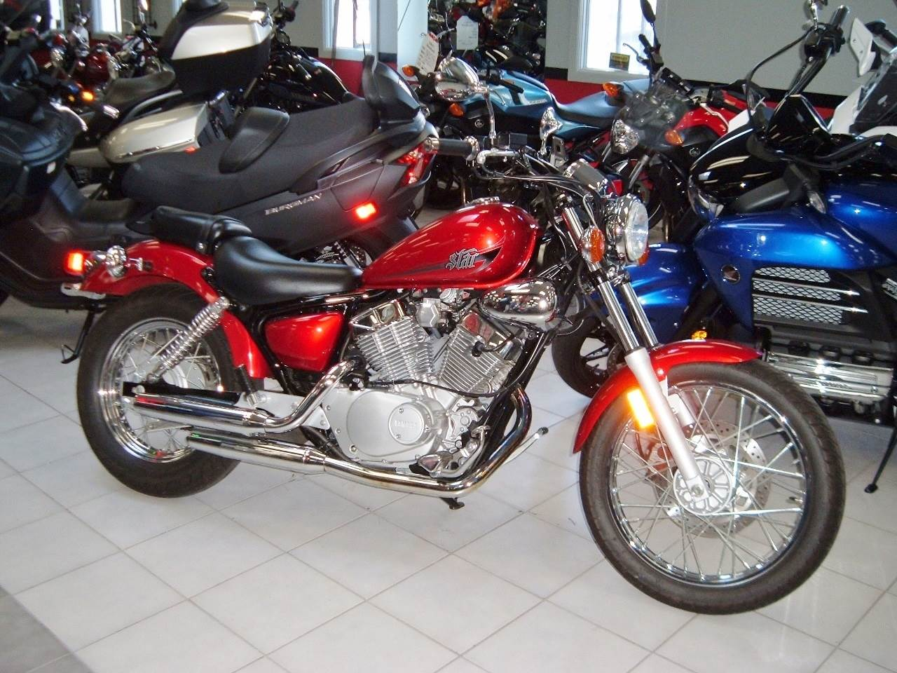 2014 Yamaha V Star 250 in New Haven, Connecticut