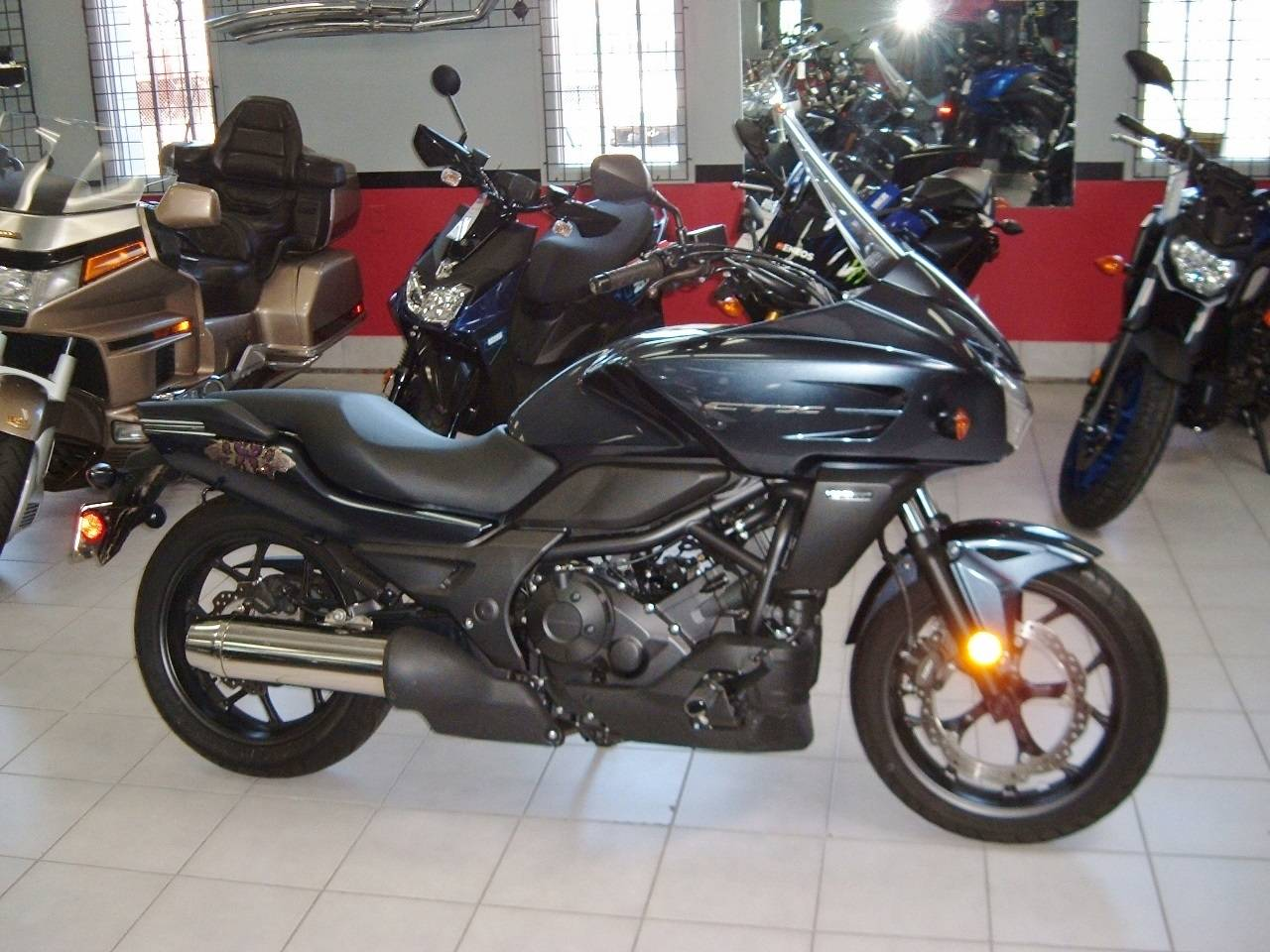 2015 Honda CTX®700 in New Haven, Connecticut