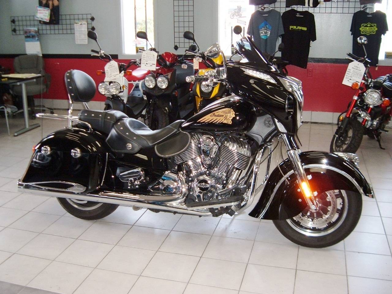 2014 Indian Chieftain™ in New Haven, Connecticut