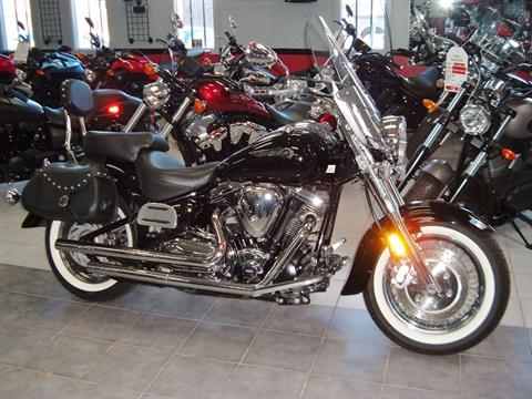 2003 Yamaha Road Star Midnight Star in New Haven, Connecticut