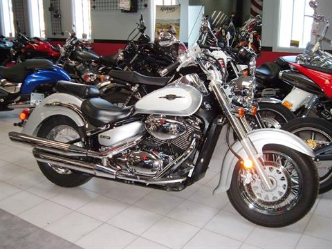 2007 Suzuki Boulevard C50 in New Haven, Connecticut