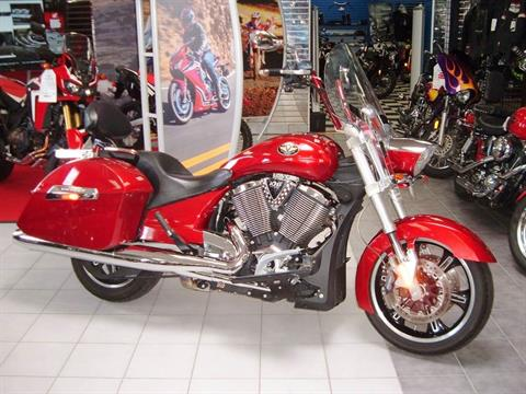 2011 Victory Cross Roads® in New Haven, Connecticut