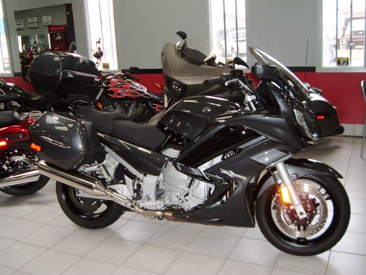 2015 Yamaha FJR1300A in New Haven, Connecticut
