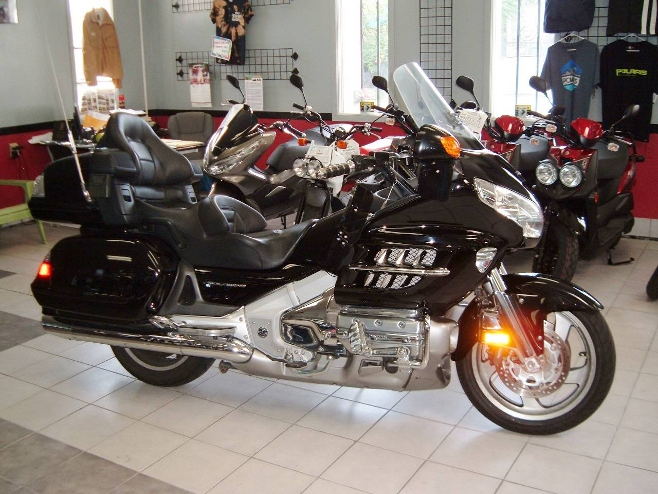 2006 Honda Gold Wing® Audio / Comfort / Navi / ABS in New Haven, Connecticut