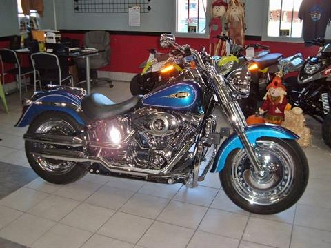 2009 Harley-Davidson Softail® Fat Boy® in New Haven, Connecticut