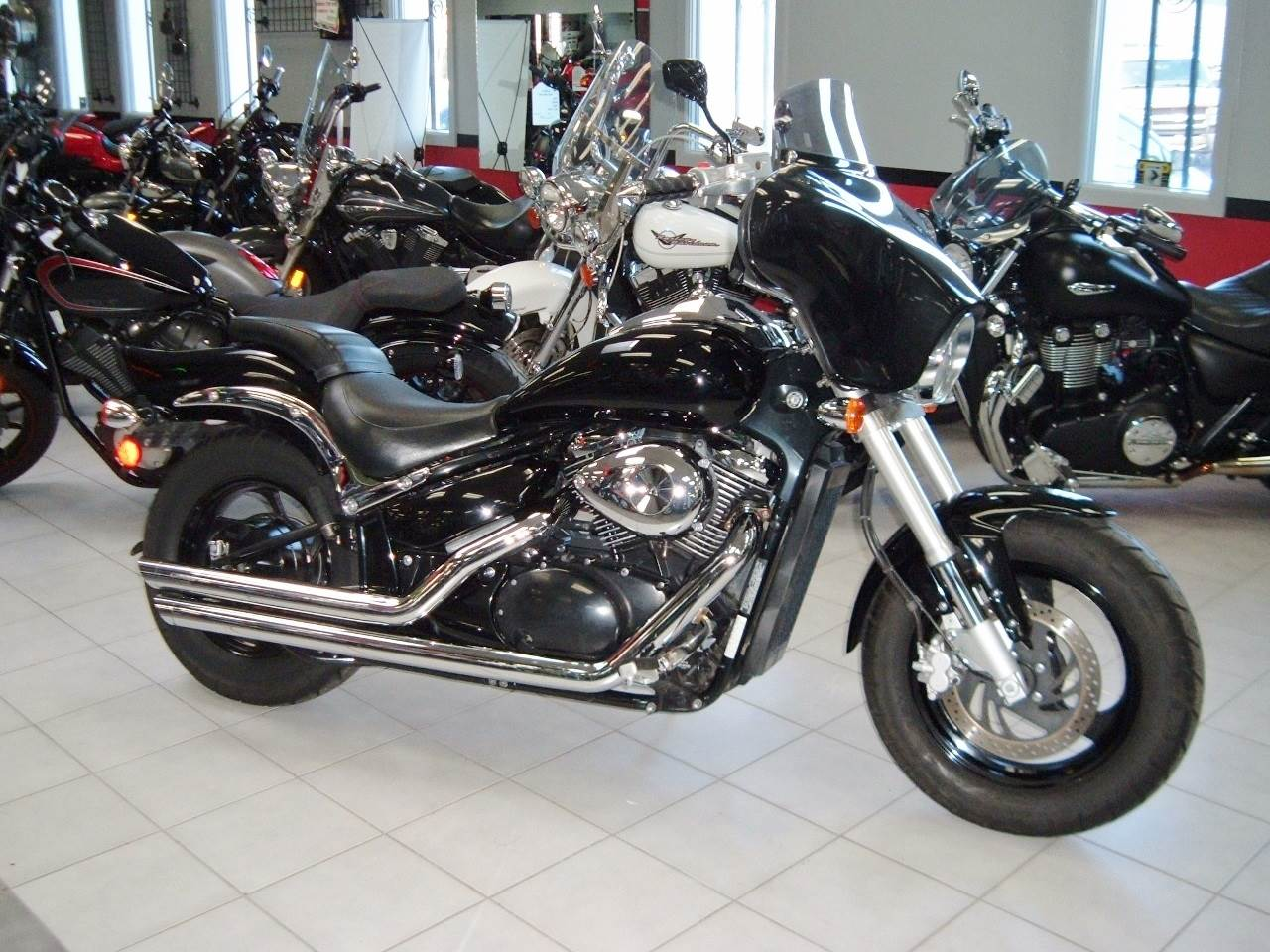 2007 Suzuki Boulevard M50 in New Haven, Connecticut