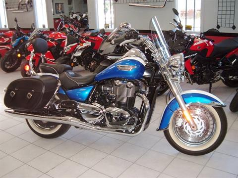 2015 Triumph Thunderbird LT ABS in New Haven, Connecticut