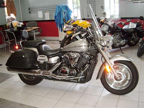 2007 Yamaha V Star® 1300 Tourer in New Haven, Connecticut