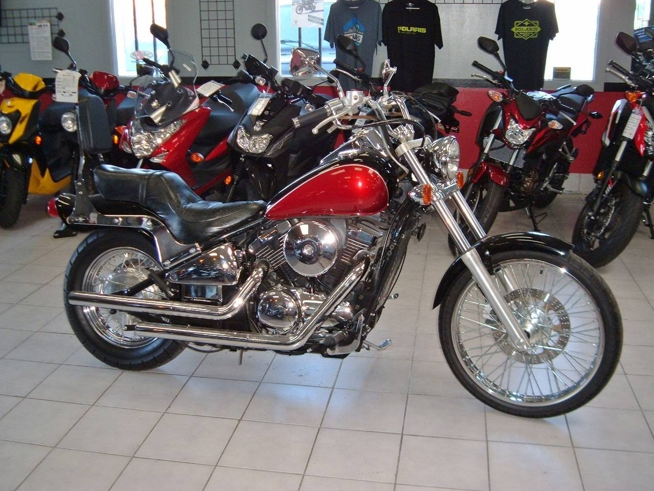 2002 Kawasaki Vulcan 800 in New Haven, Connecticut