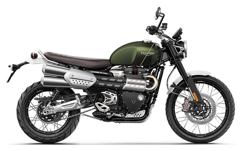 2019 Triumph Scrambler 1200 XC in New Haven, Connecticut