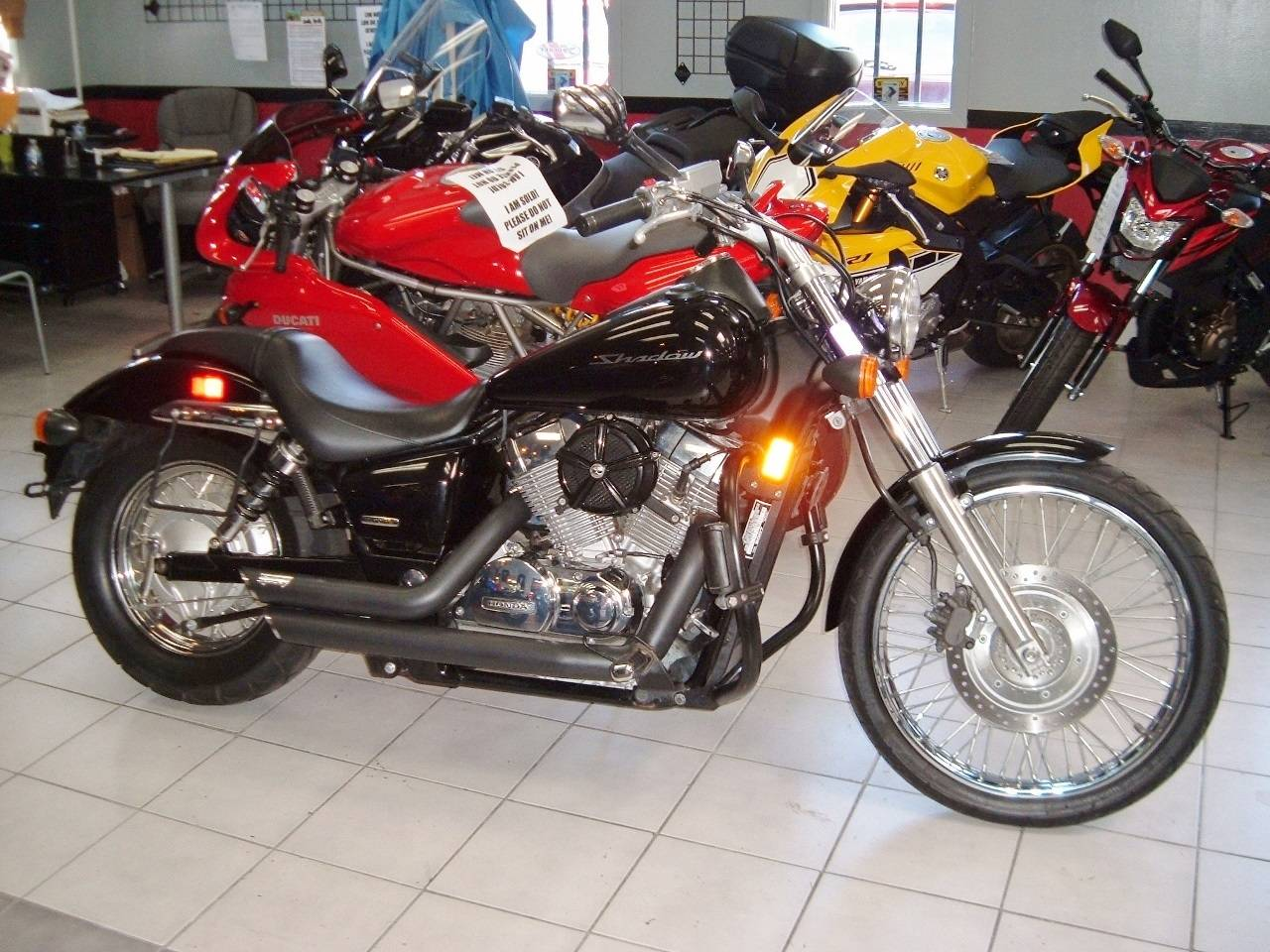 2007 Honda Shadow Spirit™ 750 C2 In New Haven, Connecticut