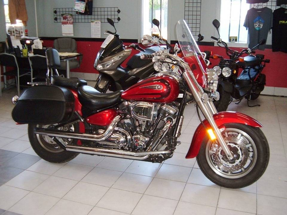 2007 Yamaha Road Star in New Haven, Connecticut