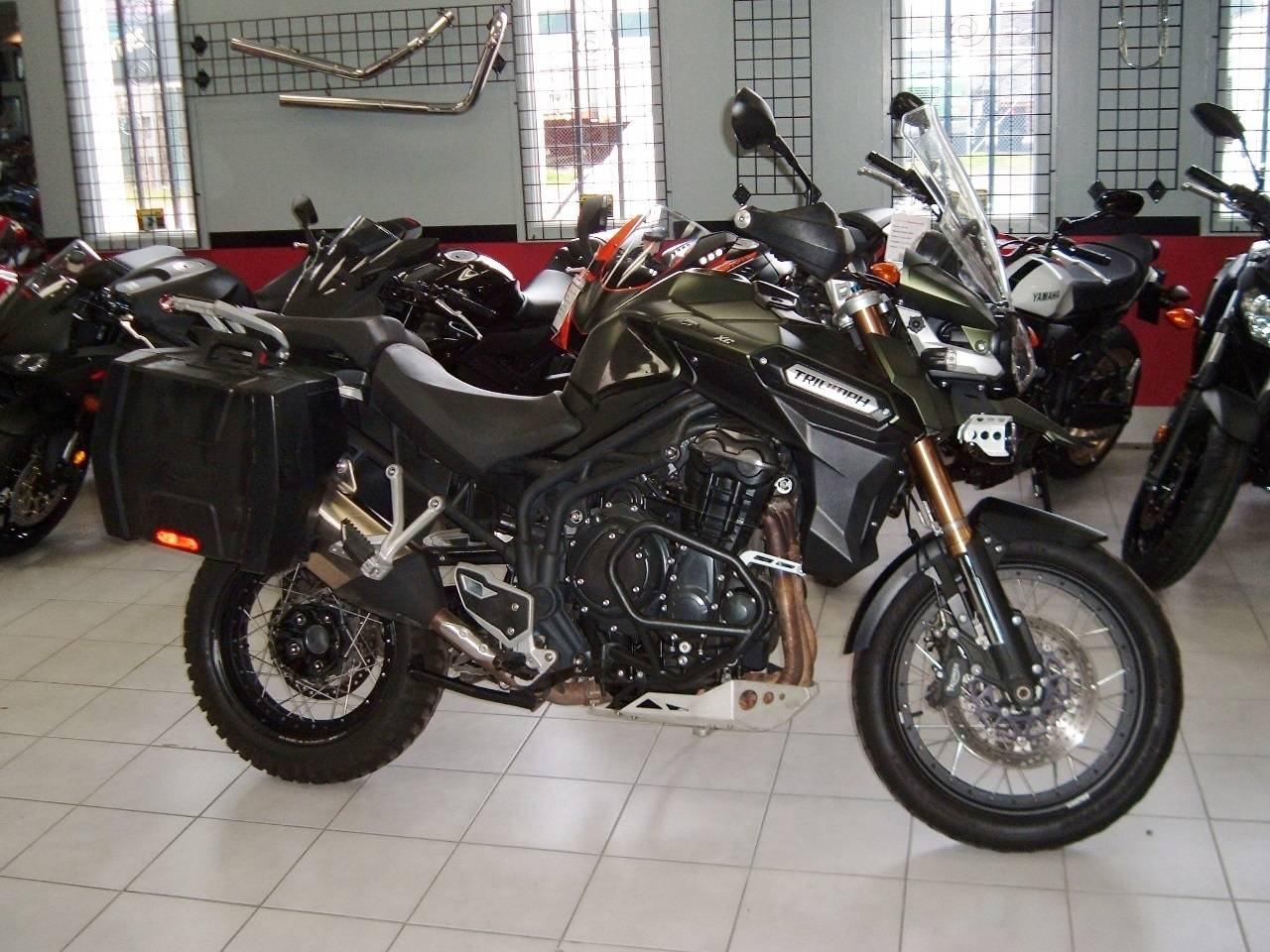 2014 Triumph Tiger Explorer XC ABS in New Haven, Connecticut