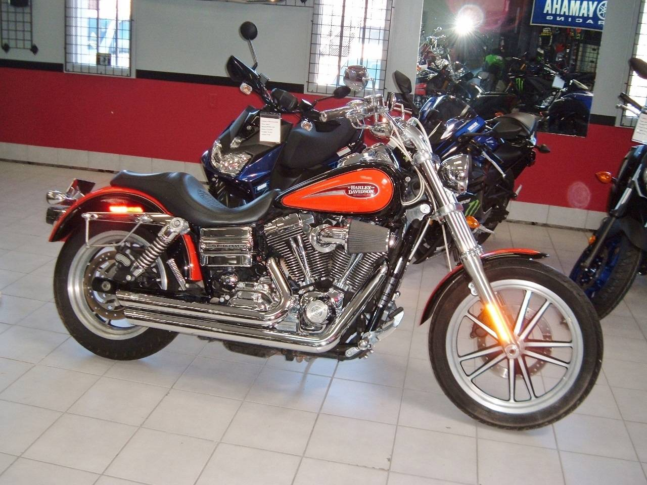 2008 Harley-Davidson Dyna® Low Rider® in New Haven, Connecticut
