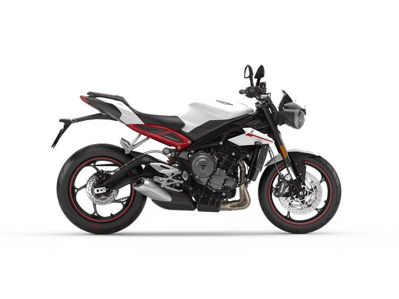 2018 Triumph Street Triple R Motorcycles New Haven Connecticut Na