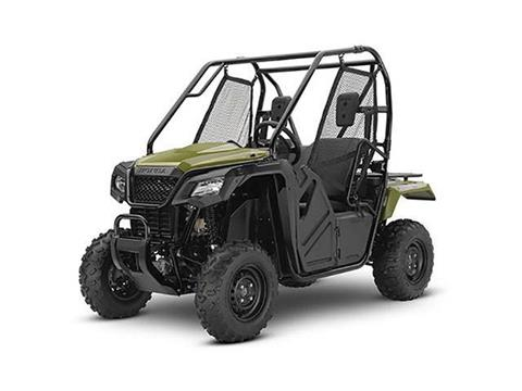 2017 Honda Pioneer 500 in New Haven, Connecticut