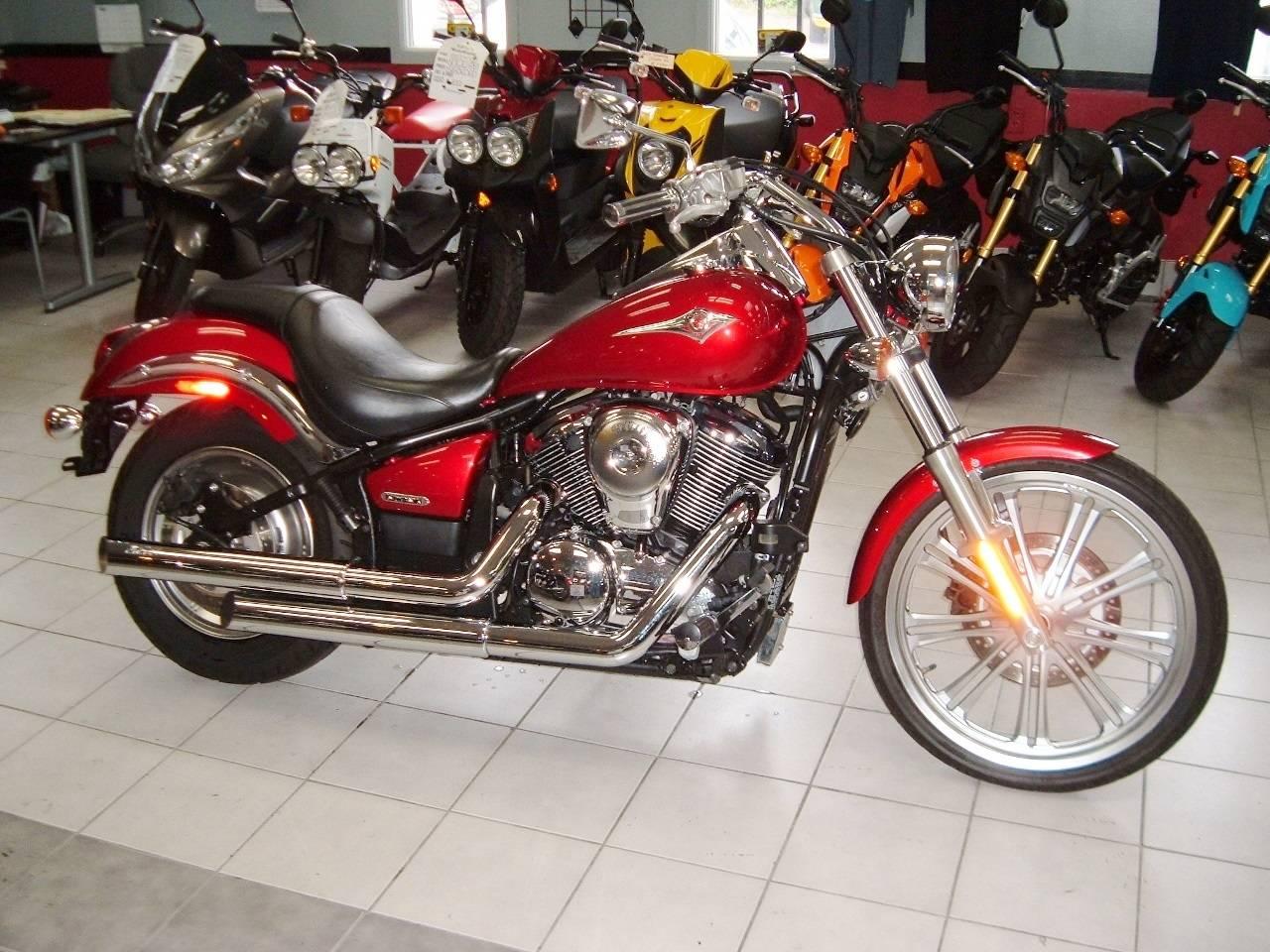 2007 Kawasaki Vulcan 900 Custom In New Haven Connecticut