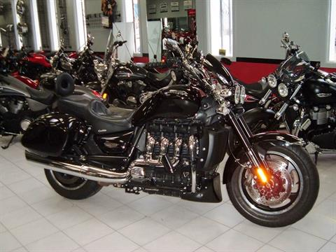 2014 Triumph Rocket III Roadster ABS in New Haven, Connecticut