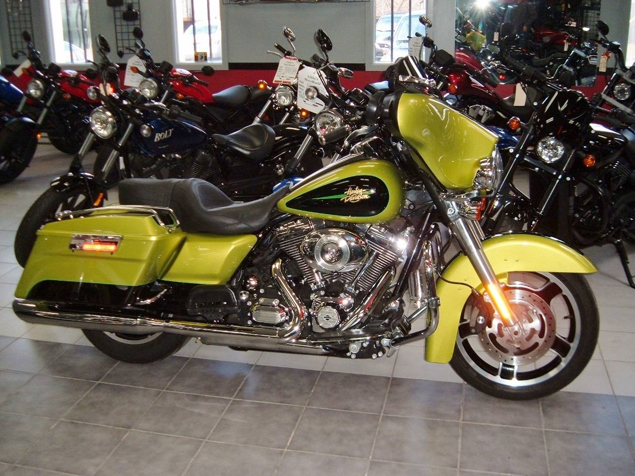2011 Harley-Davidson Street Glide® in New Haven, Connecticut