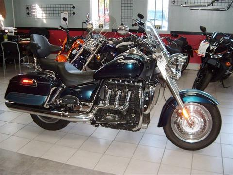2010 Triumph Rocket III Touring in New Haven, Connecticut