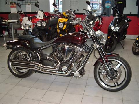 2005 Yamaha Road Star Warrior® in New Haven, Connecticut
