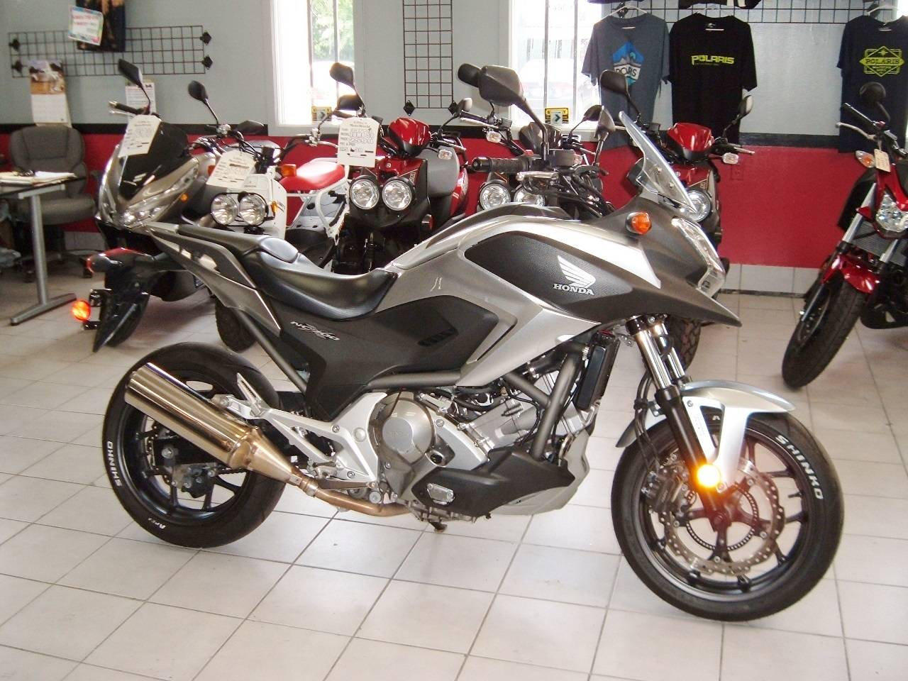 2012 Honda NC700X DCT ABS in New Haven, Connecticut