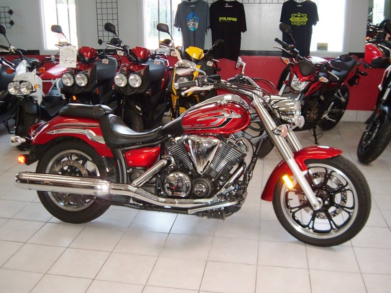 2014 Yamaha V Star 950 in New Haven, Connecticut