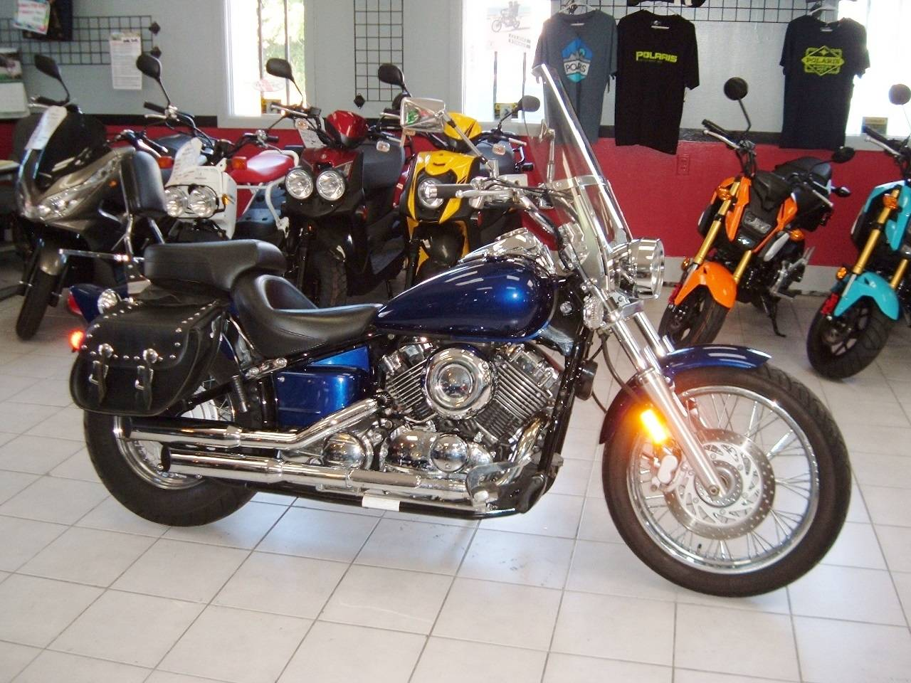2005 Yamaha V Star 650 in New Haven, Connecticut