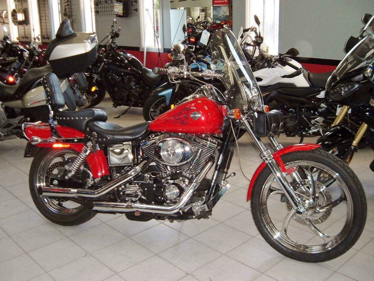 2002 Harley-Davidson FXDWG Dyna Wide Glide® in New Haven, Connecticut