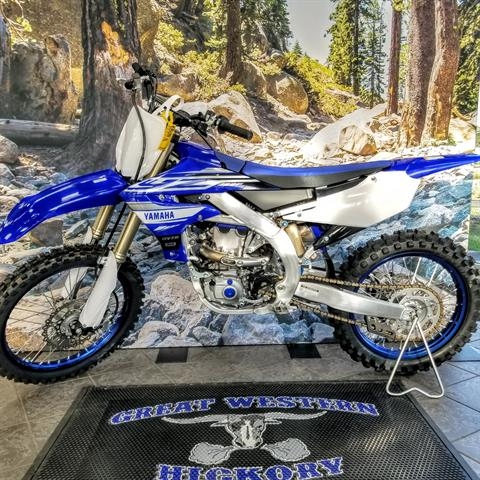 2019 Yamaha YZ450F in Hickory, North Carolina