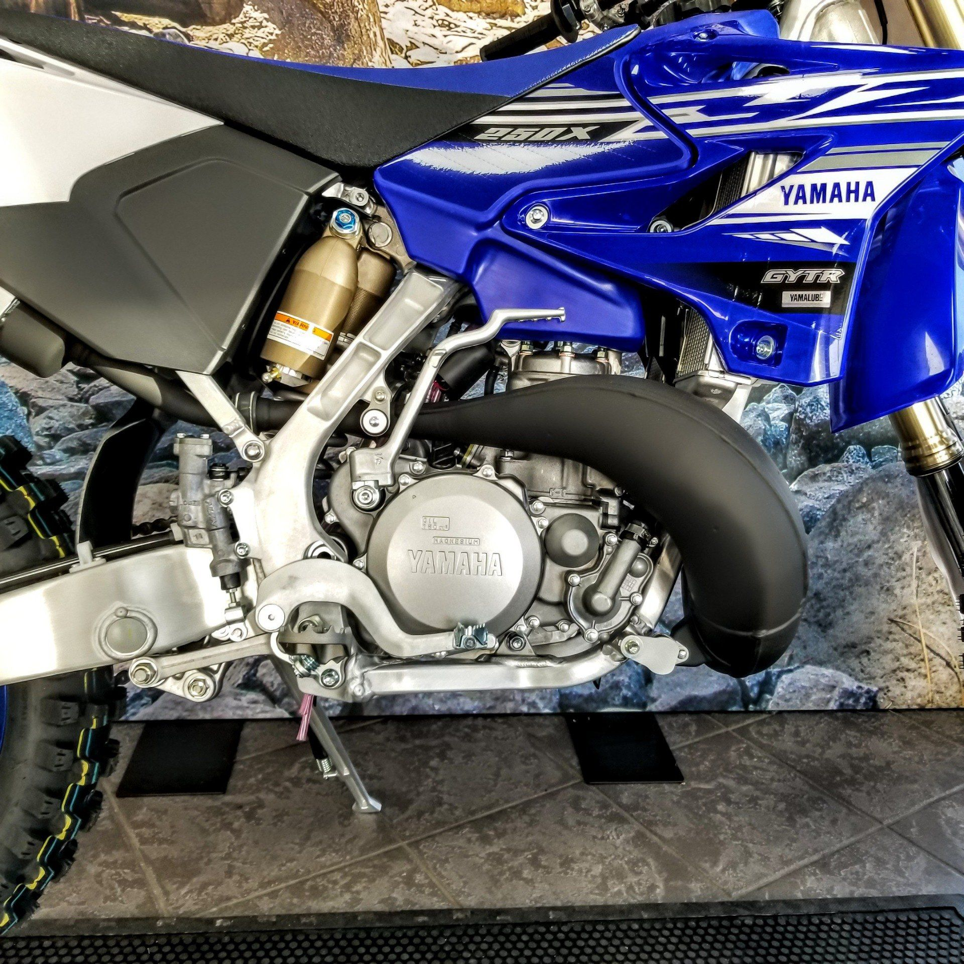 2019 Yamaha YZ250X in Hickory, North Carolina
