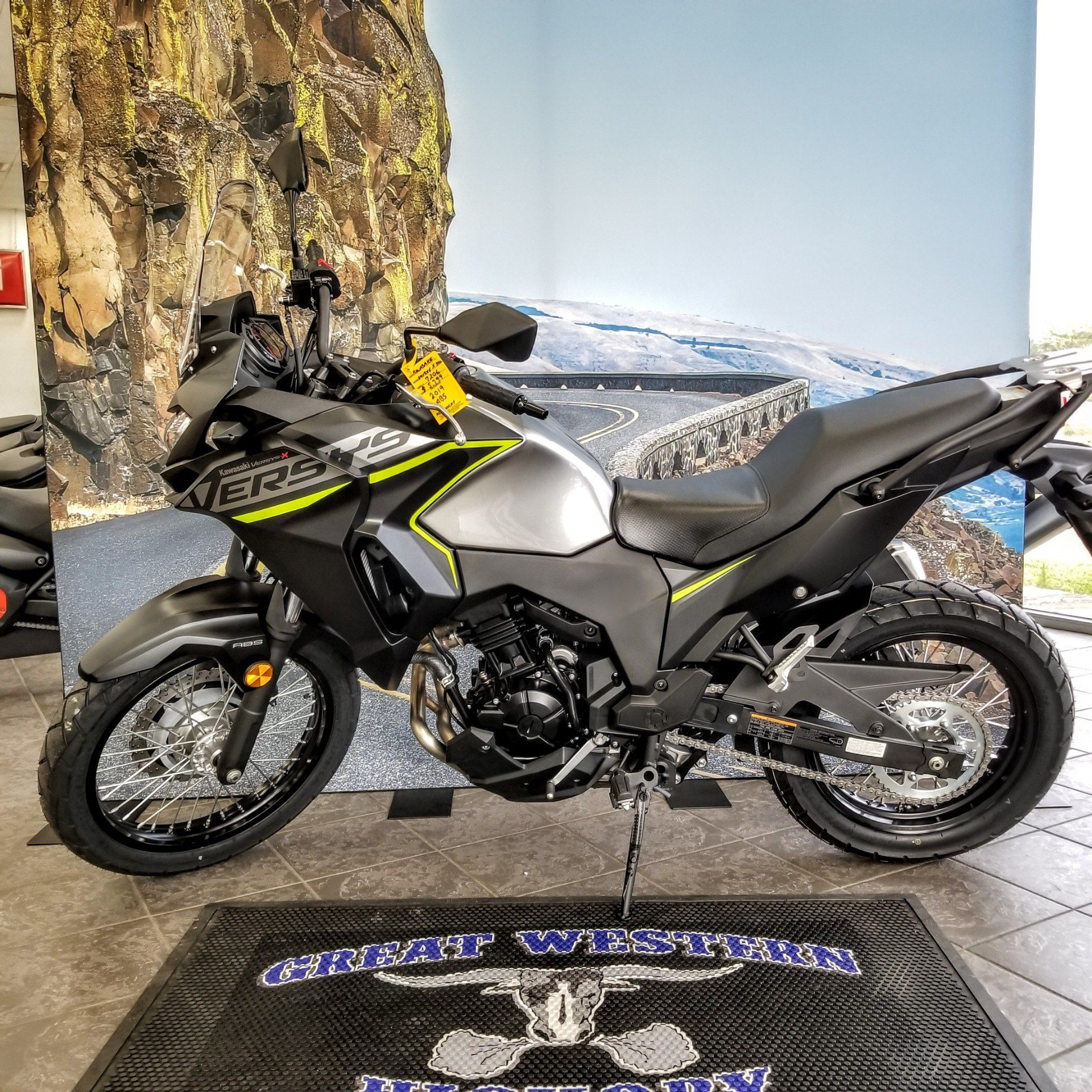 new 2019 kawasaki versys x 300 abs motorcycles in hickory. Black Bedroom Furniture Sets. Home Design Ideas